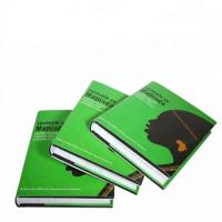 Buy cheap A5 Size Journal Hardback Book Printing SGS Certification Aqueous Coating from wholesalers