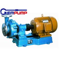 Buy cheap Clean Water Pump AFB Horizontal Synthetic fiber industry 0.75~55 KW Speed from wholesalers