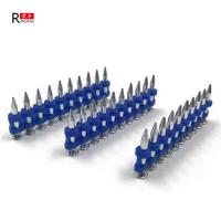Buy cheap Strong Steel Concrete Nails Gas Nail For Doors And Windows Installation from wholesalers