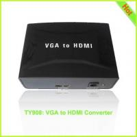 Buy cheap TY908: VGA to HDMI Converter (with audio) from wholesalers