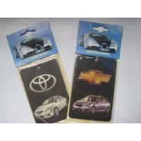 Buy cheap various car logos hanging air freshener,fancy cheep gift for free. from wholesalers