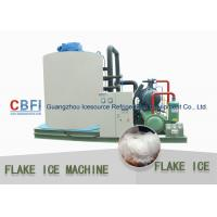 Buy cheap Customized 10 Tons Flake Ice Machine CBFI Compressor R22 Refrigerant from wholesalers