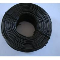 Buy cheap Reinforcing Black Annealed Tie Wire / Belt Packs Tie Wire 1.57mm X 95m from wholesalers