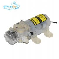 Buy cheap Whaleflo 70W 12v 24v dc food grade wine milk pump Self-priming Pump Automatic pressure control water pump from wholesalers