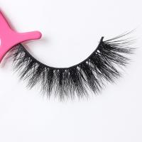 Buy cheap Full Strip 3D Mink Lashes Mink Fur Eyelash Extensions Natural Looking product