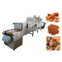 Buy cheap Spice Microwave Drying Machine , 20KW Industrial Sterilization Equipment from wholesalers