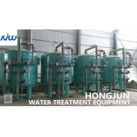 Buy cheap Removal of iron and manganese filter  0.3-20000T Carbon steel epoxy from wholesalers