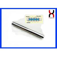 Buy cheap NdFeB Permanent Magnet Bar Custom Size Magnetic Ceramics / Mineral Magnet from wholesalers