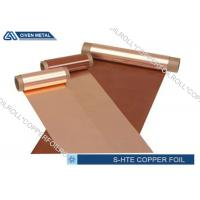 Buy cheap Multi - layer printed circuit boards PCB Copper Foil Roll 1/4OZ - 2OZ product