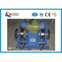Buy cheap High Efficiency Double Ended Grinding Machine Convenient Three Phase 380V 50HZ from wholesalers