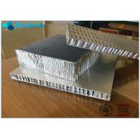 Buy cheap Light Weight Perforated Aluminum Honeycome Core Slices , Honeycomb Material 0.05mm Foil from wholesalers