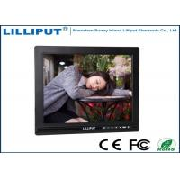 Buy cheap Ultra slim 1024x768 full hd touch screen monitor With HDMI VGA input from wholesalers