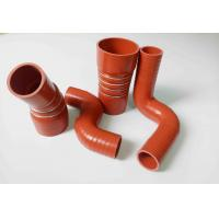 Buy cheap Custom Industrial Silicone Hose Pipe , High Temperature Rubber Tubing from wholesalers