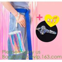 Buy cheap holographic pvc bags, holographic packs, holographic pouch bags, holographic metialized cosmetic make up, holographic PU from wholesalers
