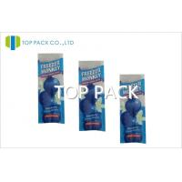 Buy cheap OEM Printed Laminated Pouches Blue Berries Dry Fruit Moisture Proof Plastic from wholesalers