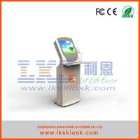 Buy cheap Library Transport Touch Screen Information Kiosk Windows 7 Or Windows Xp / 2003 from wholesalers