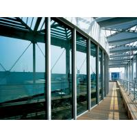 Buy cheap Light grey, light blue maximum size 2440 * 3660 mm glass curtain walls for curtain wall from wholesalers
