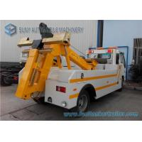 Buy cheap ISUZU wrecker tow truck heavy duty 7000 Kg Max Designed Towing Weight from wholesalers