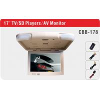 Buy cheap 2014 17-inch  high quality  black Roof Mounting Monitor from wholesalers
