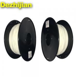 Buy cheap 1.75 / 3mm 3D printing TPE Flexible plastic filament 1kg 2.2lb Rolls for DIY 3D printer product
