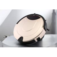 Buy cheap Champagne Color Robot Vacuum Cleaner Anti-falling, Anti-bumping with Charge Stand from wholesalers