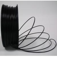 Black 1.75mm 3D Printer Plastic Material Biodegradable 1KG For 3D Printer