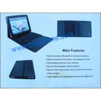 Buy cheap Bluetooth Laptop Keyboard With Leather Case For 10 Inch IPad Keyboard from wholesalers