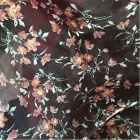 Buy cheap Polyester Voile Printed Fabric from wholesalers