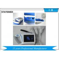 Buy cheap Pig / Sheep / Cattle Black / White Ultrasound Scanner Portable Echo Machine from wholesalers