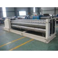 Buy cheap High Speed Roofing Corrugated Roll Forming Machine For Pavilions Wall 4.5 Ton from wholesalers