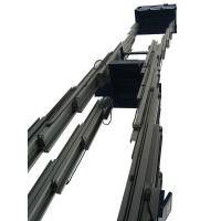 Buy cheap Trailing / Pull Telescopic Lift Platform , 10.7m Height Hydraulic Elevating Platform from wholesalers
