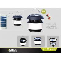 China 0.55 W 80 lm Solar Mosquito Killer 2200mAh 3.7 Volt  lantern light on sale