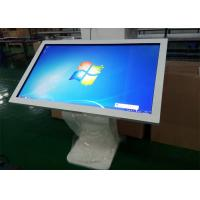 Buy cheap 65 Inch Outdoor Touch Screen Kiosk Multi - Touch Functional For Win8 PC USB Power from wholesalers