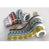 Buy cheap PP Printer Roll Sticker Labels For Food Beverage Cosmetics Laundry Detergent product