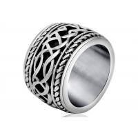 Buy cheap Popular Ring Spikes Stainless Steel Ring No Harm To Human Body For Gift from wholesalers