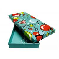 Buy cheap Full Color Clothes Gift Boxes Packaging Decorative Recyclable Eco - Friendly product