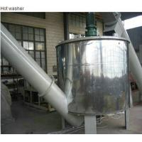 Buy cheap 360kw Plastic Granulator Machine For PET Bottle Recyling Line from wholesalers