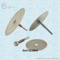 Buy cheap Small Diamond Lapidary Saw Blades - DLSB04 from wholesalers