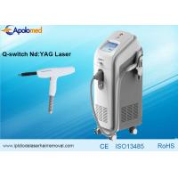 Buy cheap Stationary Laser Tattoo Removal Machine With Excellent Cooling System from wholesalers