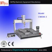 Buy cheap Industry Automatic Glue Dispensing Robot Electronic Dispensor Machine from wholesalers