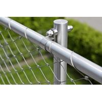 Buy cheap Nonflammable Balustrade Safety Netting Stainless Steel Decorative Effect Vivid from wholesalers