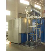 Buy cheap Electric Wood Fired Thermal Oil Boiler 30 - 1050kw , High Temperature product