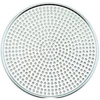 Buy cheap 12 Inch Pizza Mesh Screen Perforated Aluminum Material Round Hole Anodic Oxide Finished from wholesalers
