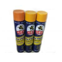 Flame Retardant Polyurethane Foam Adhesive / Expanding Polyurethane Glue 600g-900g