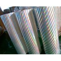 Buy cheap Best price Bopp Holographic Transparent film from wholesalers