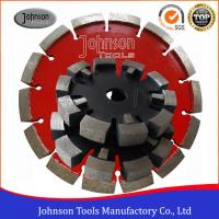 Buy cheap Laser Welded Tuck Point Diamond Blades For Angle Grinder / Circular Saws from wholesalers