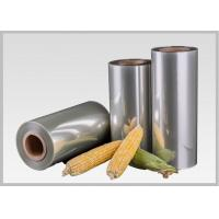 Buy cheap Clear Flexo Printing PLA Shrink Film 100% Compostable And Biodegradable product