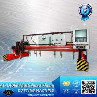Buy cheap Hot Selling Gantry Multi-head CNC Flame Cutting Machine from wholesalers