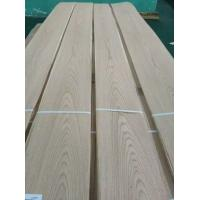 Buy cheap 0.50MM Well-Sliced Crown Red Oak Natural Wood Veneer for Furniture Door Plywood from wholesalers