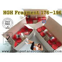 Buy cheap Fat Loss Human Growth Hormone HGH Fragment 176 - 191 For Men Bodybuilding from wholesalers